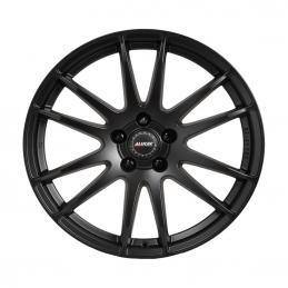 Alutec Monstr 6.5x17 PCD4x108 ET20 DIA 65.1  Racing Black